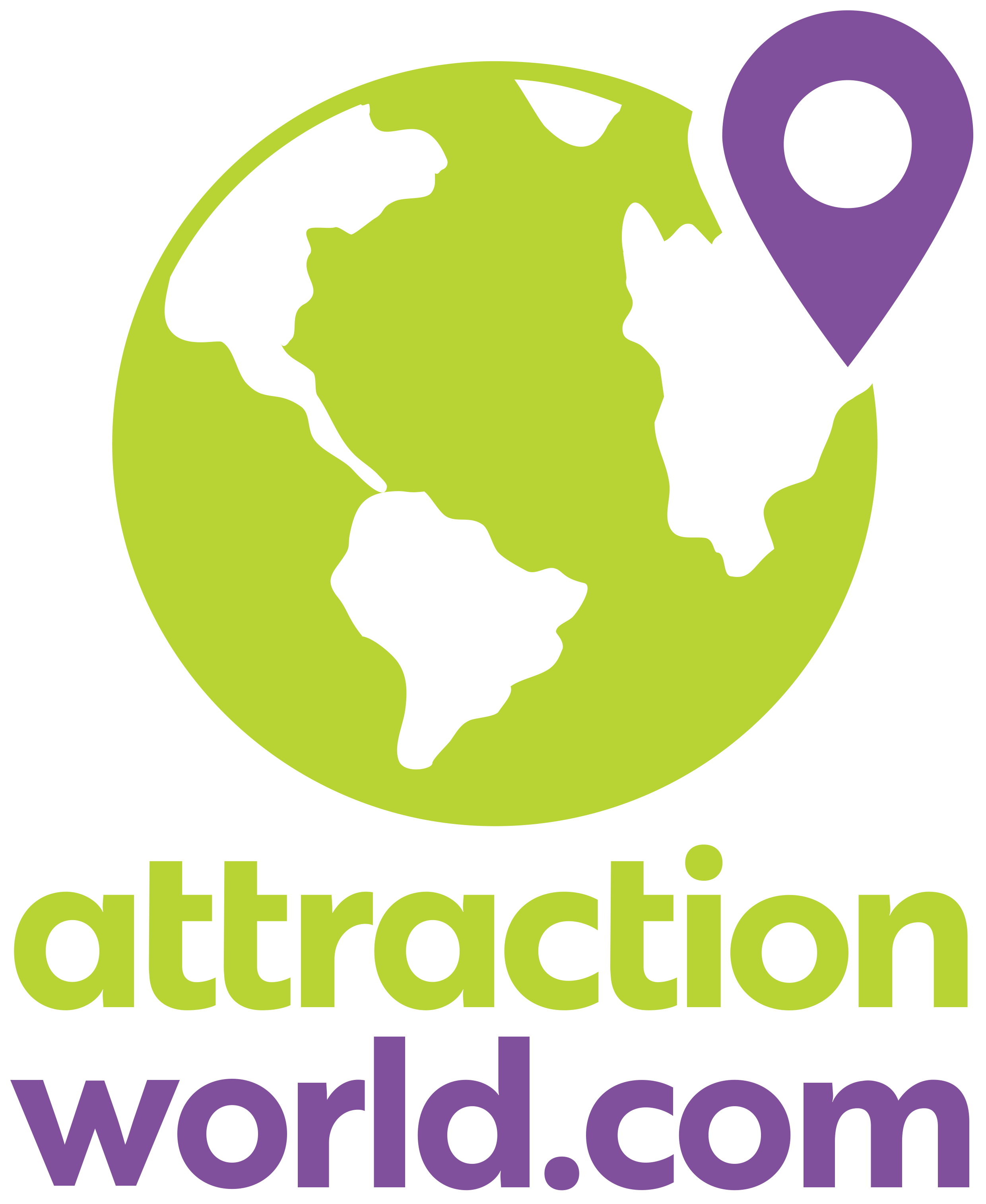 Attractionworld Logo